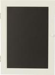 Schlüsselkasten Weiß - Weiß, Holzwerkstoff/Metall (22/30/6cm) - Mömax modern living