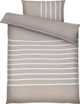 Bettwäsche Tamara Hellbeige 140x200cm - Beige, MODERN, Textil (140/200cm) - Mömax modern living