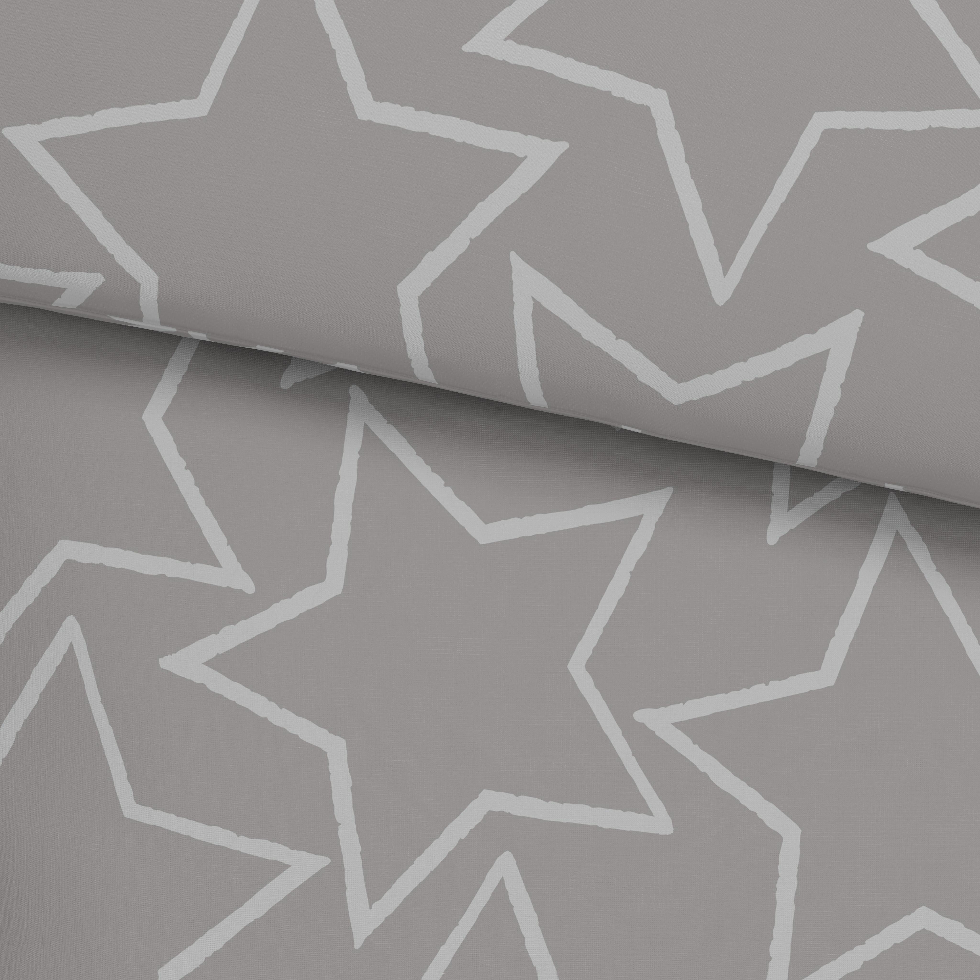 Bettwäsche Xena, ca. 140x200cm - Türkis/Rosa, Textil (140/200cm) - MÖMAX modern living