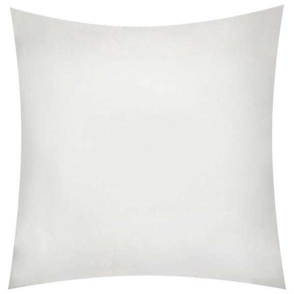 Zierkissen Bigmex in Weiß ca. 60x60cm - Weiß, Textil (65/65cm) - Mömax modern living