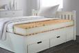 Taschenfederkernmatratze 90x200cm - Weiß, Textil (90/200cm) - Premium Living