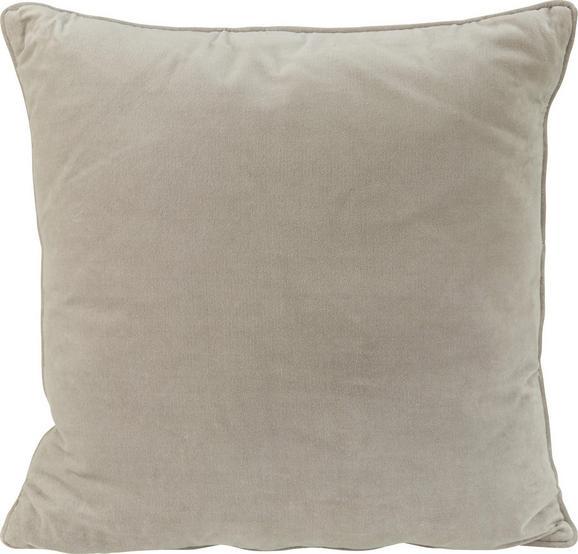 Zierkissen Susan Grau ca. 60x60cm - Grau, Textil (60/60cm) - Mömax modern living