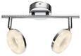 Led-reflektor Elli - krom, Konvencionalno, kovina/umetna masa (10/28,5cm) - Mömax modern living