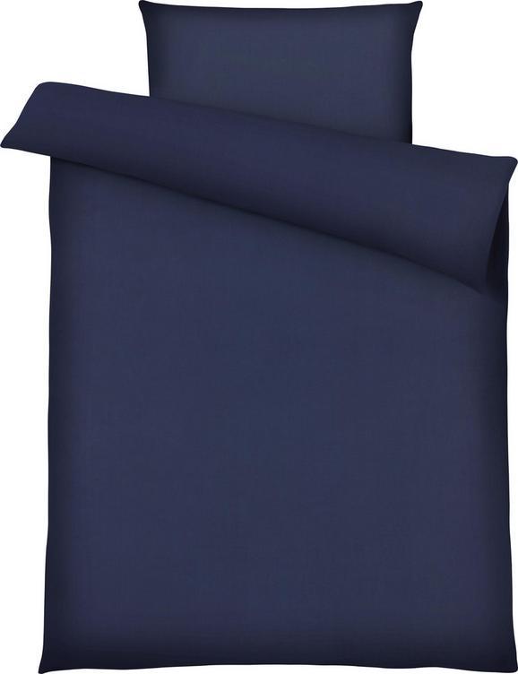 Posteljnina Marion - modra, tekstil (140/200cm) - Premium Living