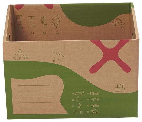 Selitveni Karton Dave - valoviti karton (59/39/39,1cm) - Based