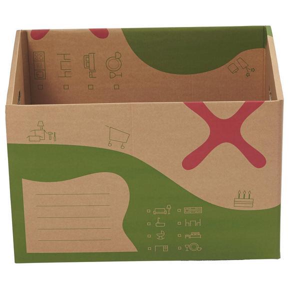 Selitveni Karton Dave - valoviti karton (59/39/39,1cm) - Mömax modern living