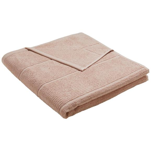 Brisača Anna - pastelno roza, tekstil (70/140cm) - Mömax modern living