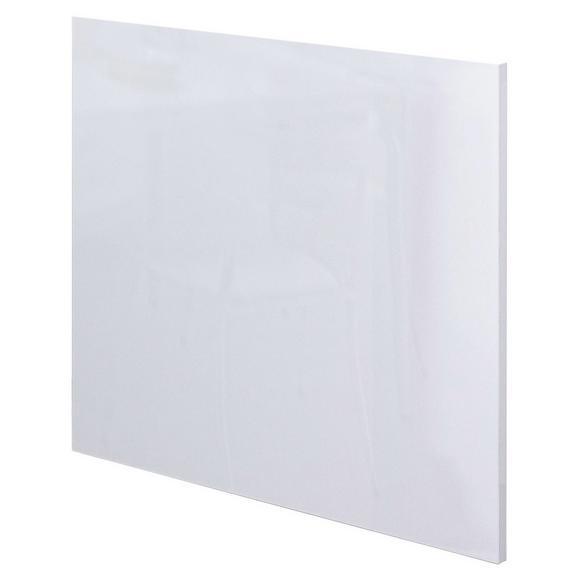 Geschirrspülerblende Venezia-Valero Weiß - Weiß, MODERN, Holzwerkstoff (59,4/54,5cm) - FlexWell.ai