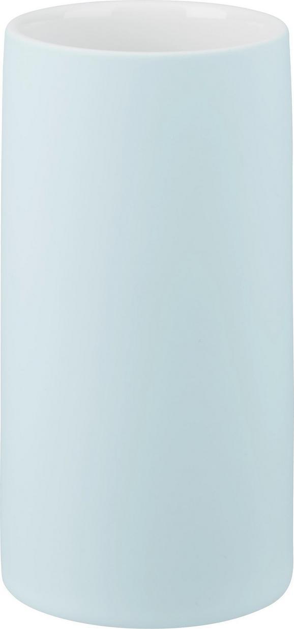 Fogmosópohár Melanie - kék, kerámia (6,5/12cm) - MÖMAX modern living