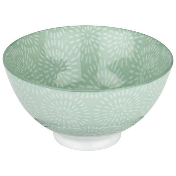 Skleda Nina - meta zelena, keramika (11cm) - Mömax modern living