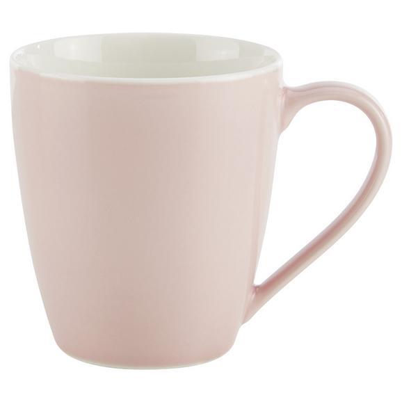 Pahar Sandy - roz, Konventionell, ceramică (8,9/10cm) - Modern Living