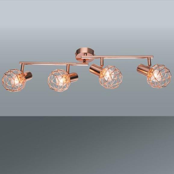 Reflektor Xara - baker, Trendi, kovina (60,5/18cm) - Mömax modern living