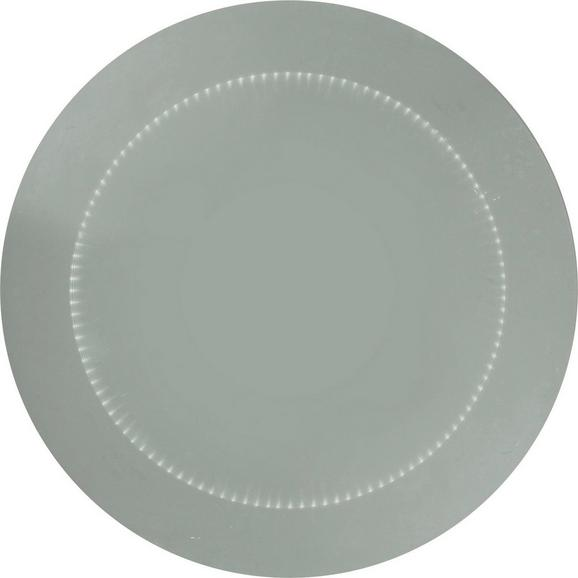 Wandspiegel ca. 80cm inkl. Led-beleuchtung - Klar, Glas/Holzwerkstoff (80cm) - MÖMAX modern living