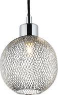 Pendelleuchte Genua 7-flammig - Chromfarben, MODERN, Metall (32/140cm) - Mömax modern living