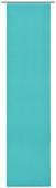 Flächenvorhang Uni Petrol 60x245cm - Petrol, MODERN, Textil (60/245cm) - Mömax modern living
