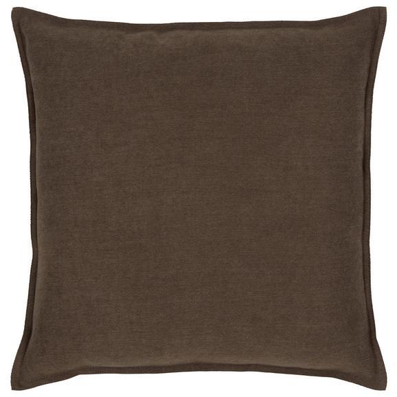 Pernă Decorativă Nizza - maro, Modern, textil (45/45cm) - Modern Living