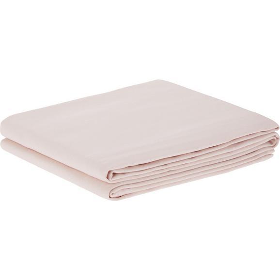 Prt Steffi - pastelno roza, tekstil (140/220cm) - Mömax modern living