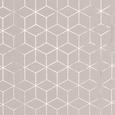 Perdea Prefabricată Aida - auriu/roz, Romantik / Landhaus, textil (135/245cm) - Modern Living