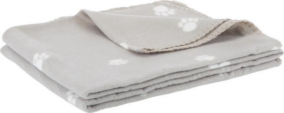 Fleecedecke Pet Beige 120x150cm - Beige, Textil (120/150cm) - Mömax modern living