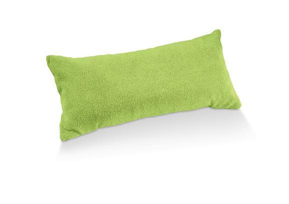 Fürdőpárna Suri - Lila/Olajkék, Textil (20/40cm) - Mömax modern living