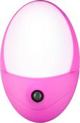Nočna Lučka Enio - roza, Konvencionalno, umetna masa (10,5/17,5cm) - Mömax modern living