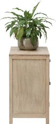 Kommode Savannah Antik - Kieferfarben, MODERN, Holz/Metall (50/37/65,5cm) - MÖMAX modern living