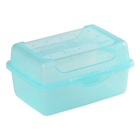 Cutie Alimentară Mona Based - albastru, plastic (80/60/165cm) - Based
