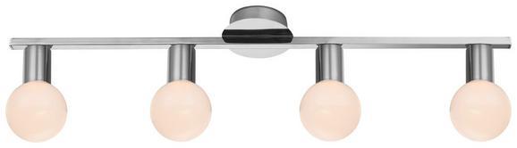 Stropna Led-svetilka Solig - kovina/steklo (68/10/18cm)