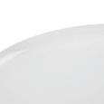 Led Mennyezeti Lámpa Bezzi 76cm - Fehér, konvencionális, Műanyag/Fém (76/12cm) - Premium Living