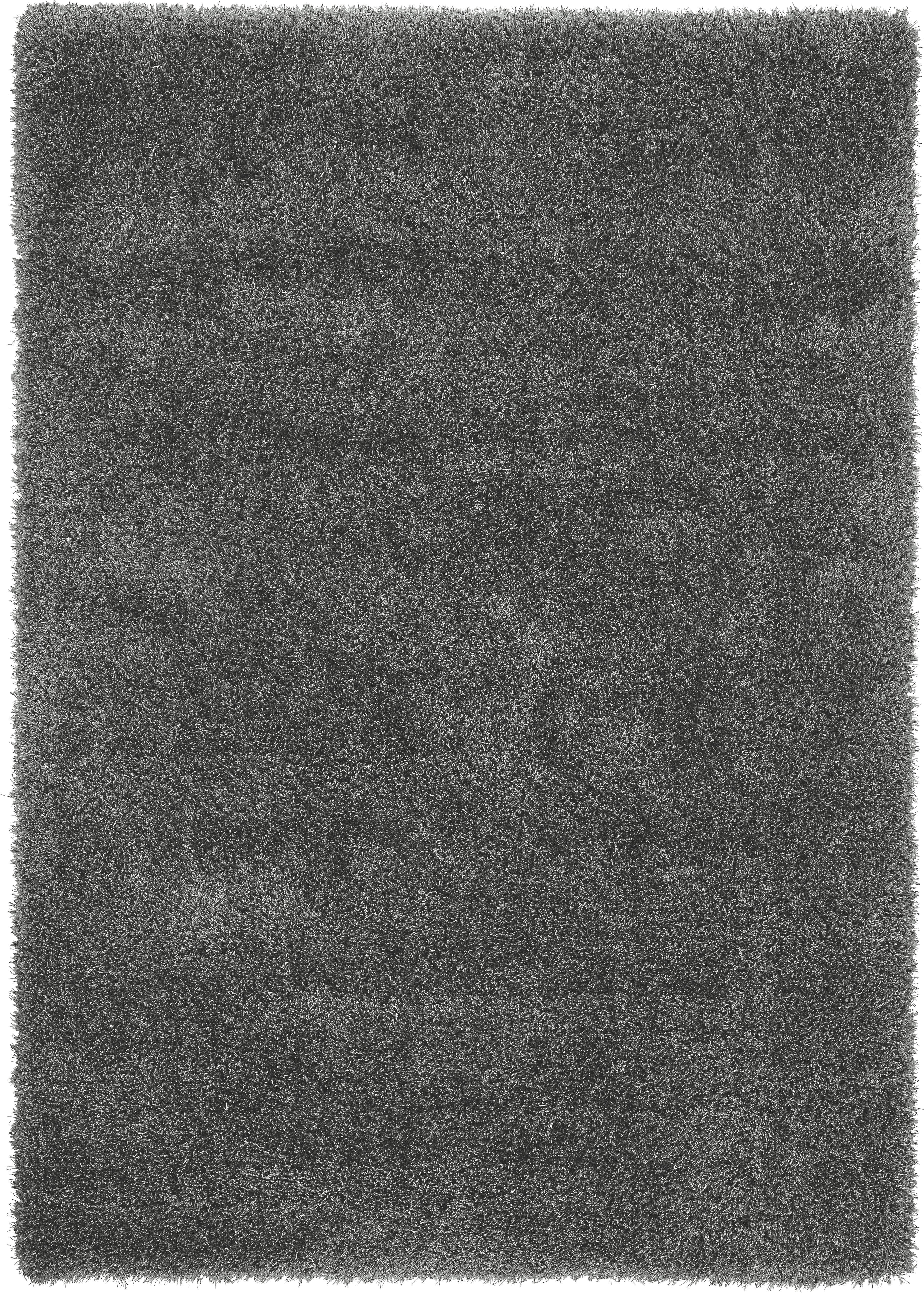 Hochflorteppich Lambada - Silberfarben (160/230cm) - MÖMAX modern living