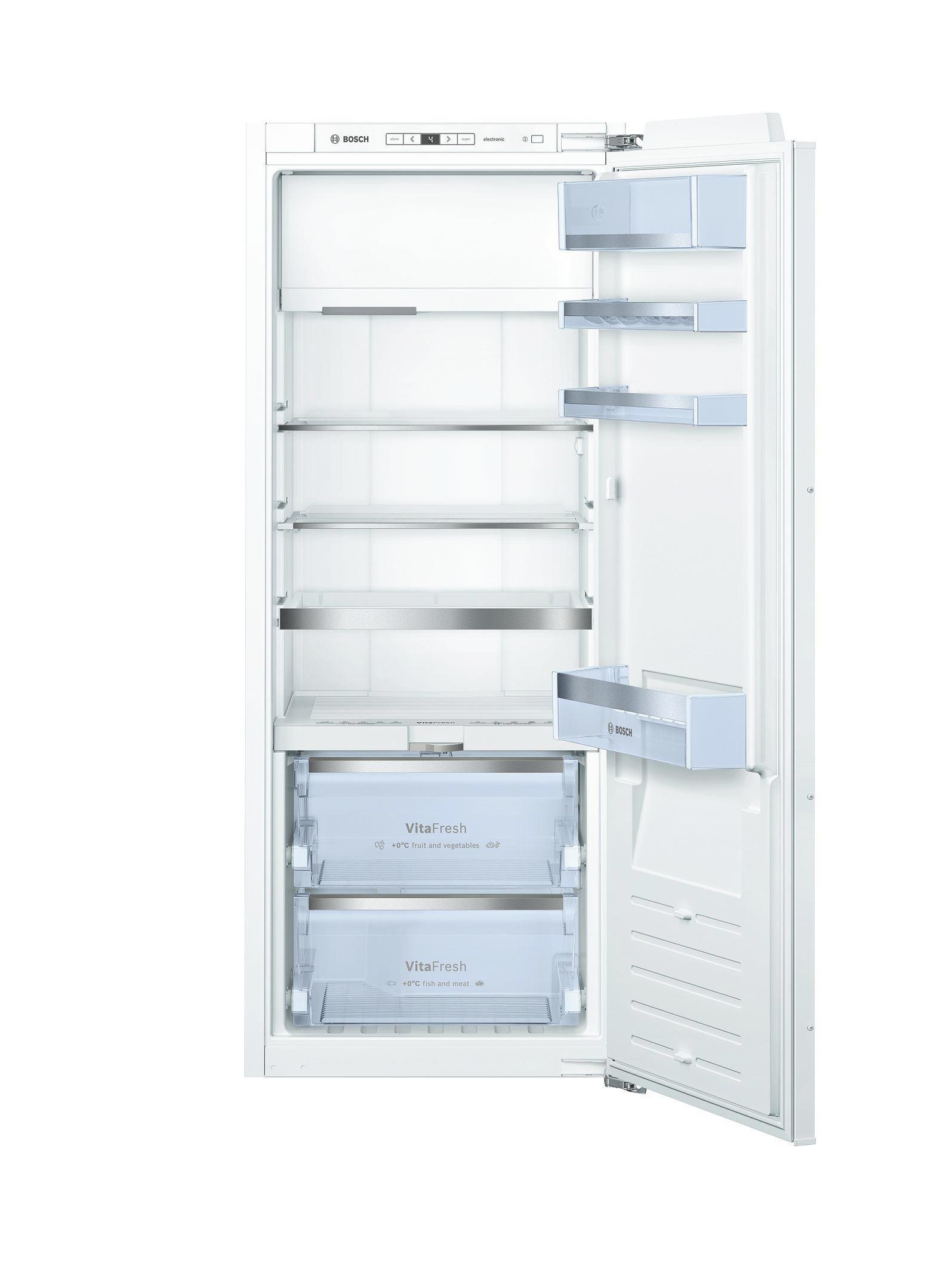 Kühlschrank Bosch Kif52ad30, EEZ A++ - Weiß, MODERN (55,8/139,7/54,5cm) - BOSCH