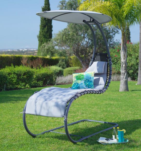 Relaxsessel garten kunststoff  Garten-relaxsessel Palma in Anthrazit online kaufen ➤ mömax