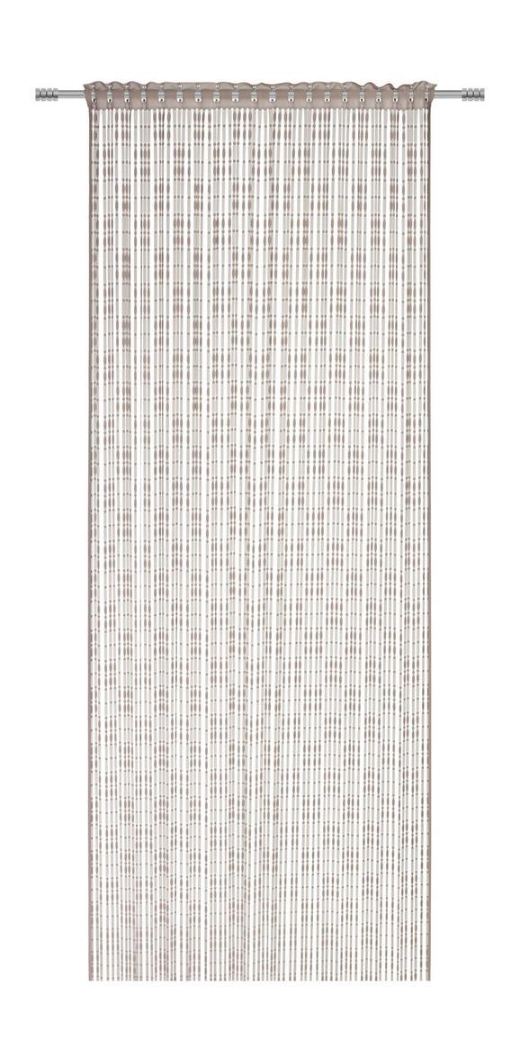 Fadenstore Tom Grau - Grau, ROMANTIK / LANDHAUS, Textil (95/240cm) - Mömax modern living
