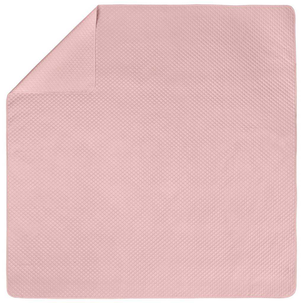 Tagesdecke Grazyna in Rosa