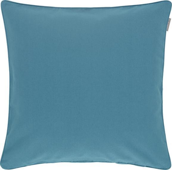 Prevleka Blazine Steffi Paspel - modra, tekstil (50/50cm) - Mömax modern living