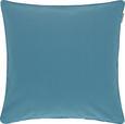 Prevleka Blazine Steffi Paspel -top- - modra, tekstil (50/50cm) - Mömax modern living