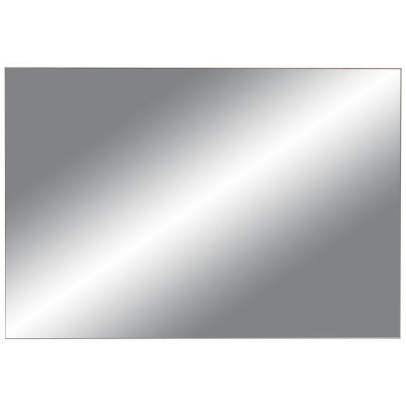 Spiegel Eichefarben 87x60cm - Eichefarben, MODERN, Holzwerkstoff (87/60/3cm)