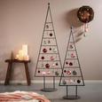 Karácsonyfa Gömb Lena - Piros, Üveg (8cm) - Mömax modern living