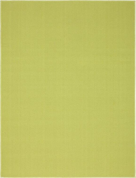 Teppich Eton Hellgrün 120x160cm - Hellgrün, LIFESTYLE, Textil (120/160cm) - Mömax modern living