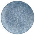 Farfurie Desert Nina - albastru, ceramică (20cm) - Modern Living