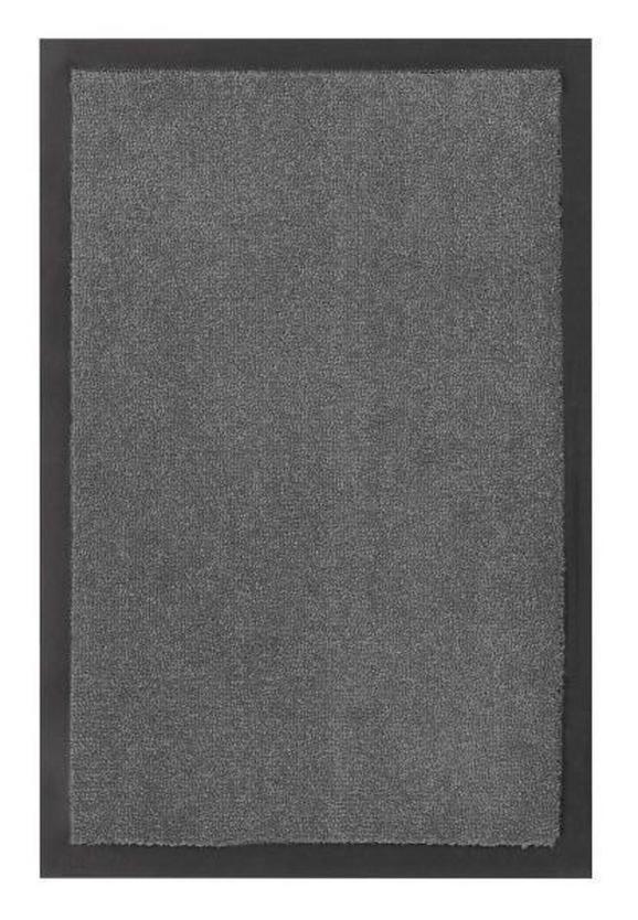 Fußmatte Eton Grau, ca. 80x120cm - Grau, LIFESTYLE, Textil (80/120cm) - Mömax modern living