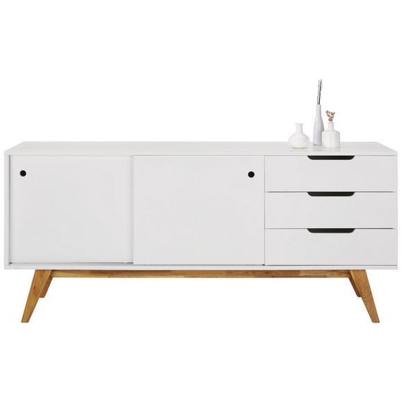 Sideboard In Weiss Eichefarben Online Kaufen Momax