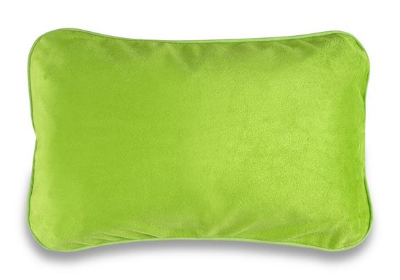 Putni Jastuk Sandra - siva/zelena, tekstil/plastika (40/25cm) - Mömax modern living