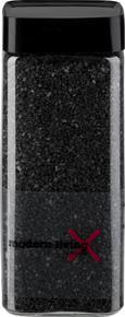 Dekogranulat perlkies Anthrazit - Anthrazit, KONVENTIONELL, Stein (0,550l)