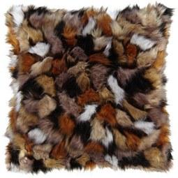 Kissen Multicolor 'Alva' ca. 60x60cm - Multicolor, MODERN, Textil (60/60cm) - Bessagi Home