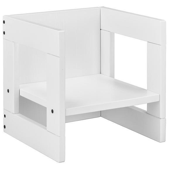 Kinderstuhl Weiss 35x35x35cm Online Kaufen Momax