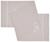 Tischläufer Elisabeth Beige 40x150cm - Beige, ROMANTIK / LANDHAUS, Textil (40/150cm) - ZANDIARA