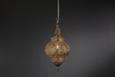 Hängeleuchte Orient 2, max. 40 Watt - Silberfarben, LIFESTYLE, Metall (21/43cm) - Mömax modern living