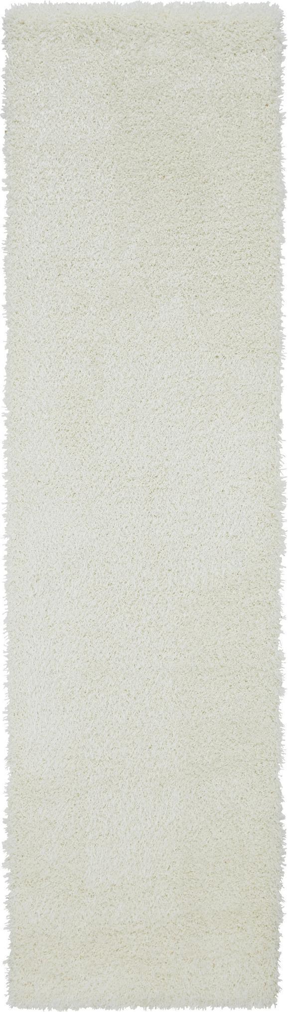 Hochflorteppich Lambada - Weiß (80/300cm) - MÖMAX modern living