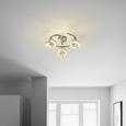 LED-Deckenleuchte Star, max. 3x6 Watt - LIFESTYLE (48/11cm) - Premium Living